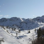 Learning to Ski in Slovenia
