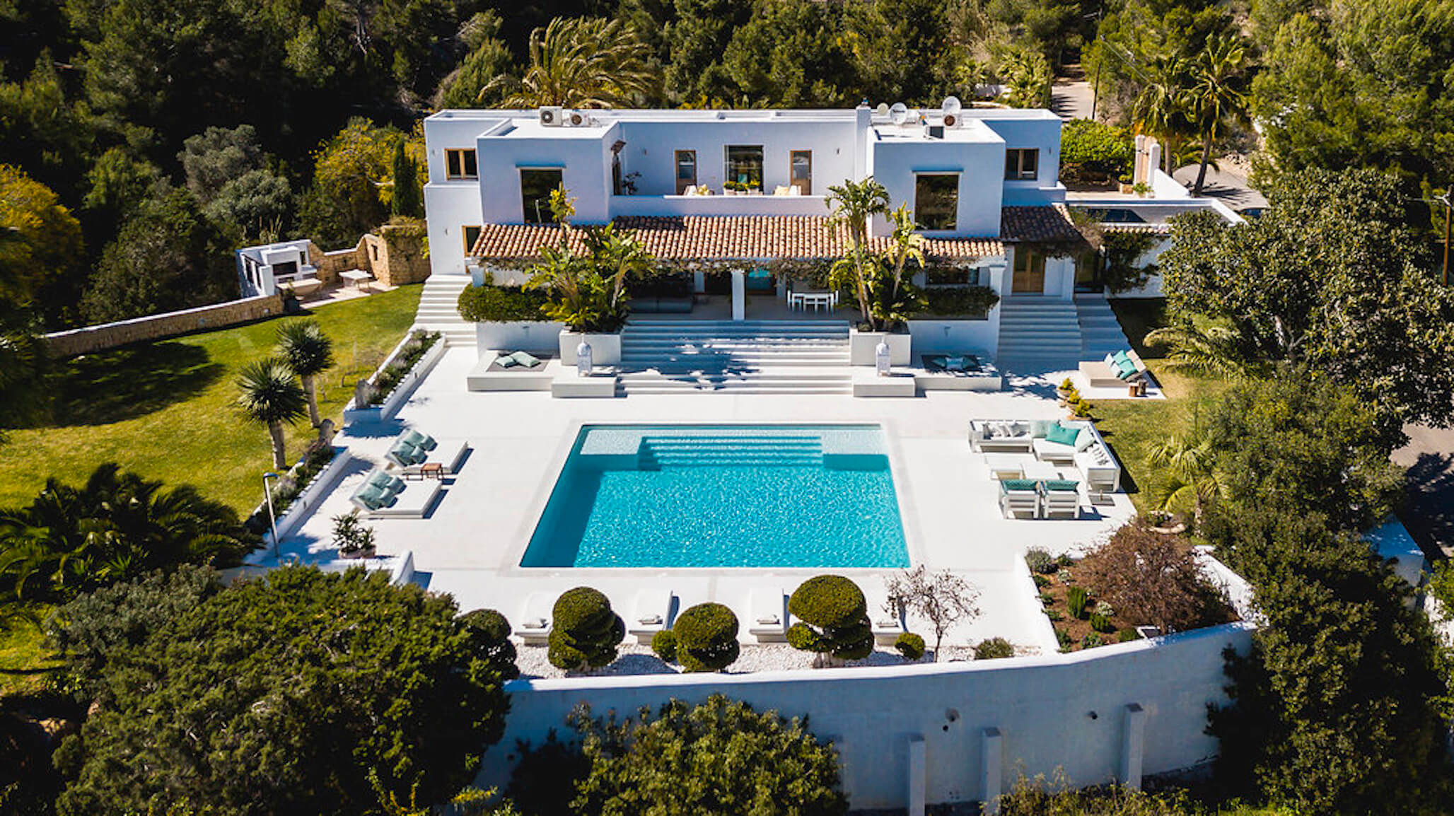 amazing villa in ibiza