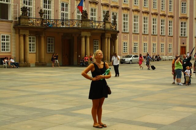 Having a great life in Prague
