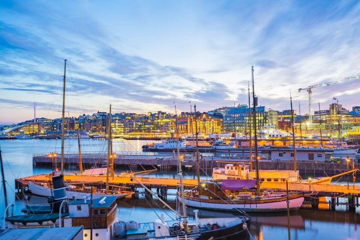 how much to spend in oslo