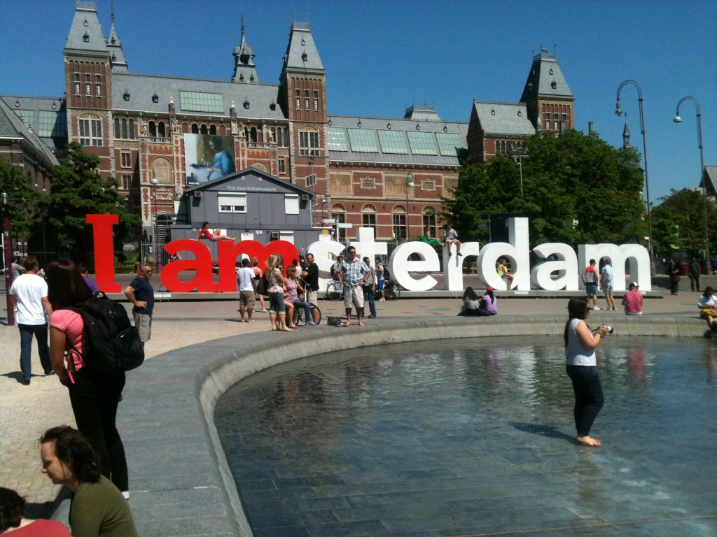 Steer clear of the stags and chavs in Amsterdam
