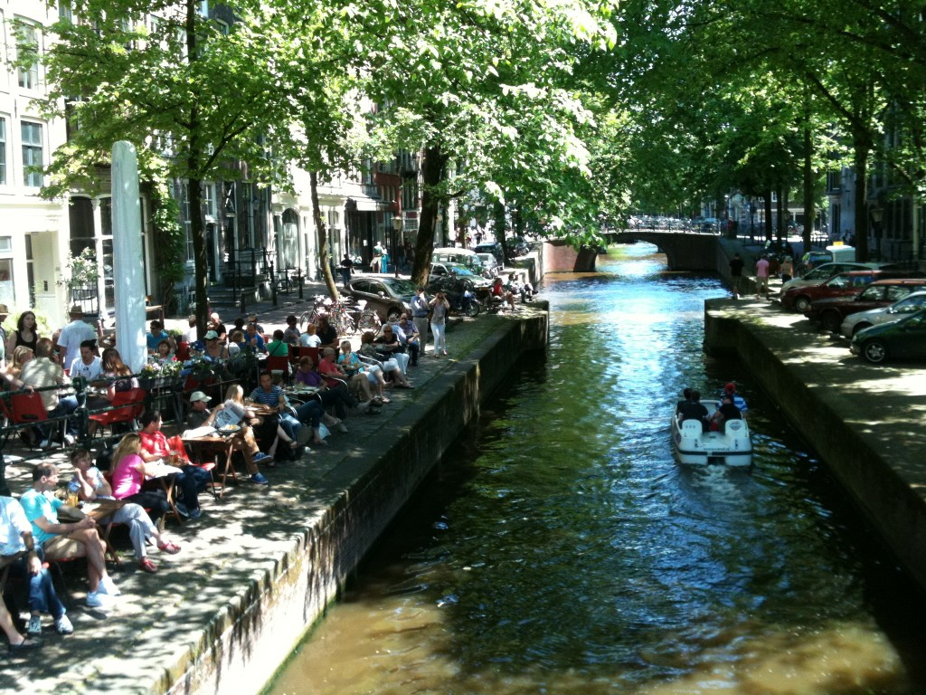 Stag do in Amsterdam