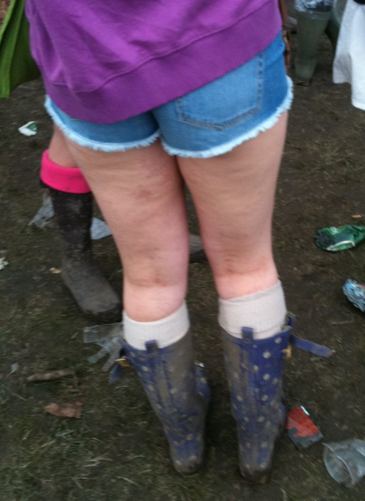 Cellulite at Parklife Festival