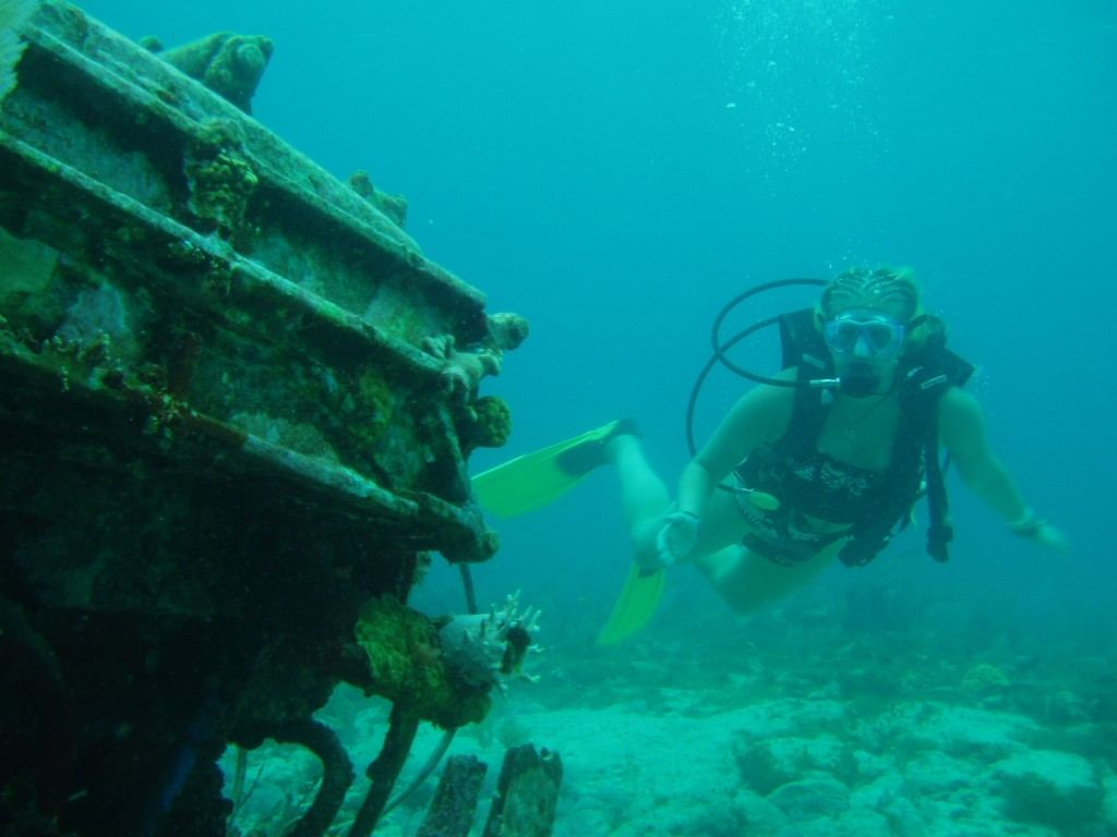 What you can expect to see scuba diving in Cancun