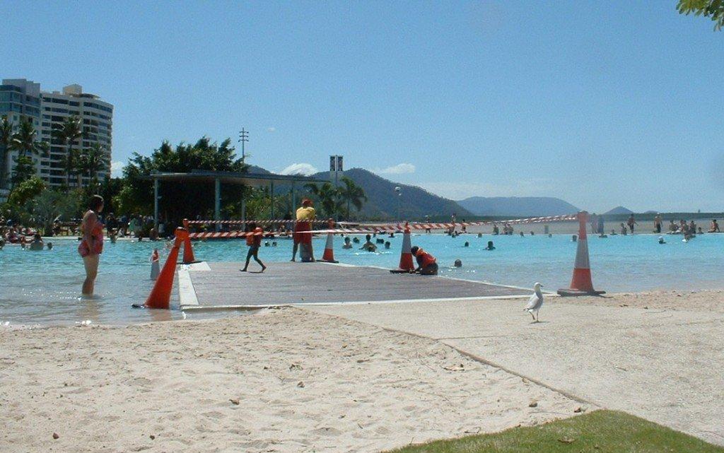 Cairns lido