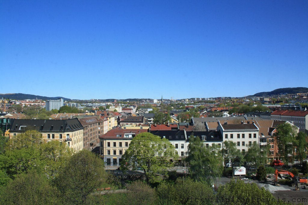 Perfect centrally located hotel in Oslo