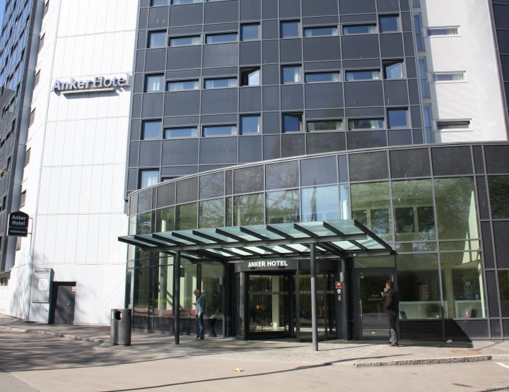 Cheap and Central Hotel in Oslo: Anker Hotel