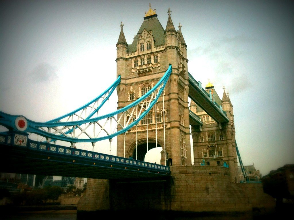 Tower Bridge on the London Pass