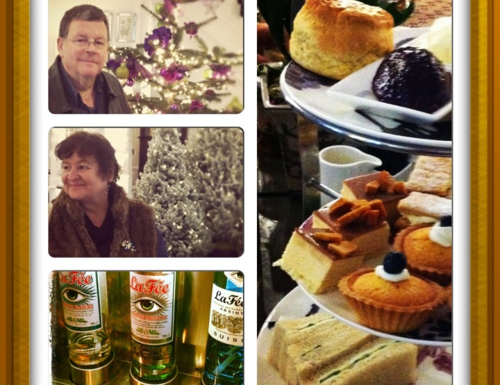 What to Do in London With Your Mum and/or Dad