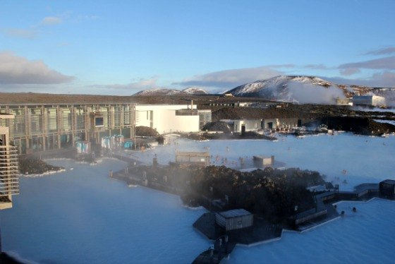 The FlipFlop Family Visit the Blue Lagoon in Iceland