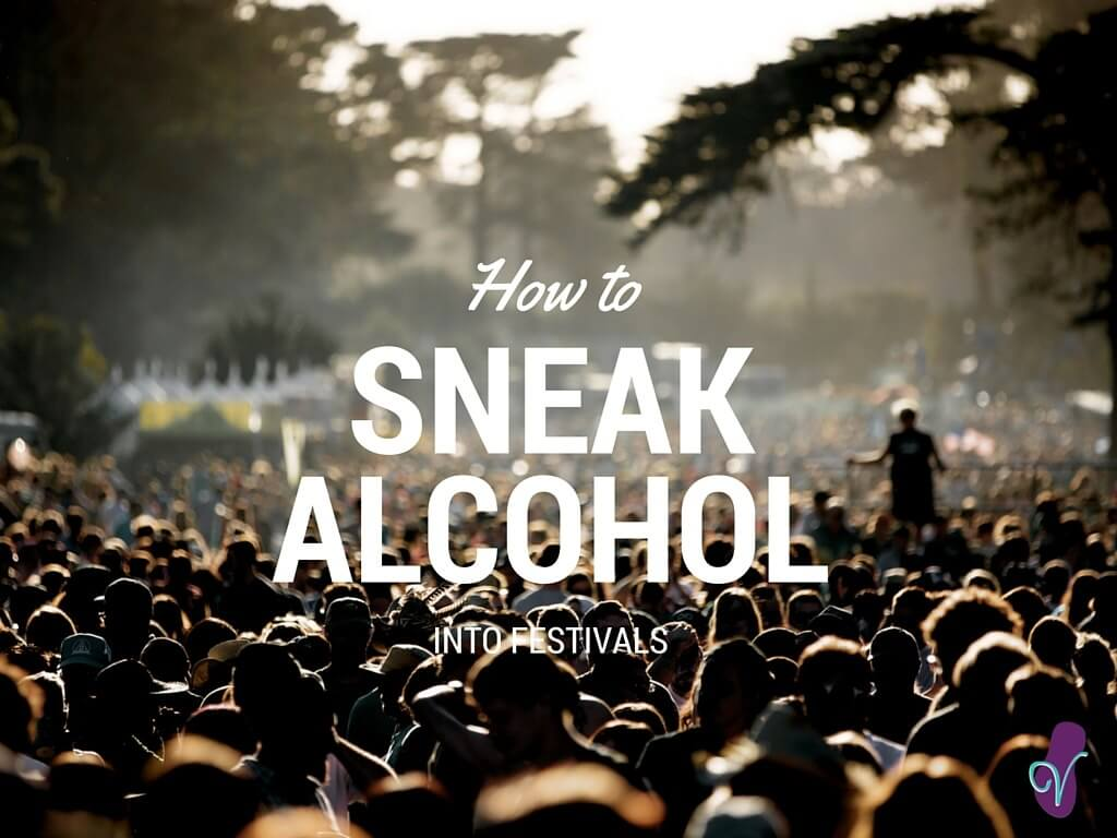 Alcohol and festivals