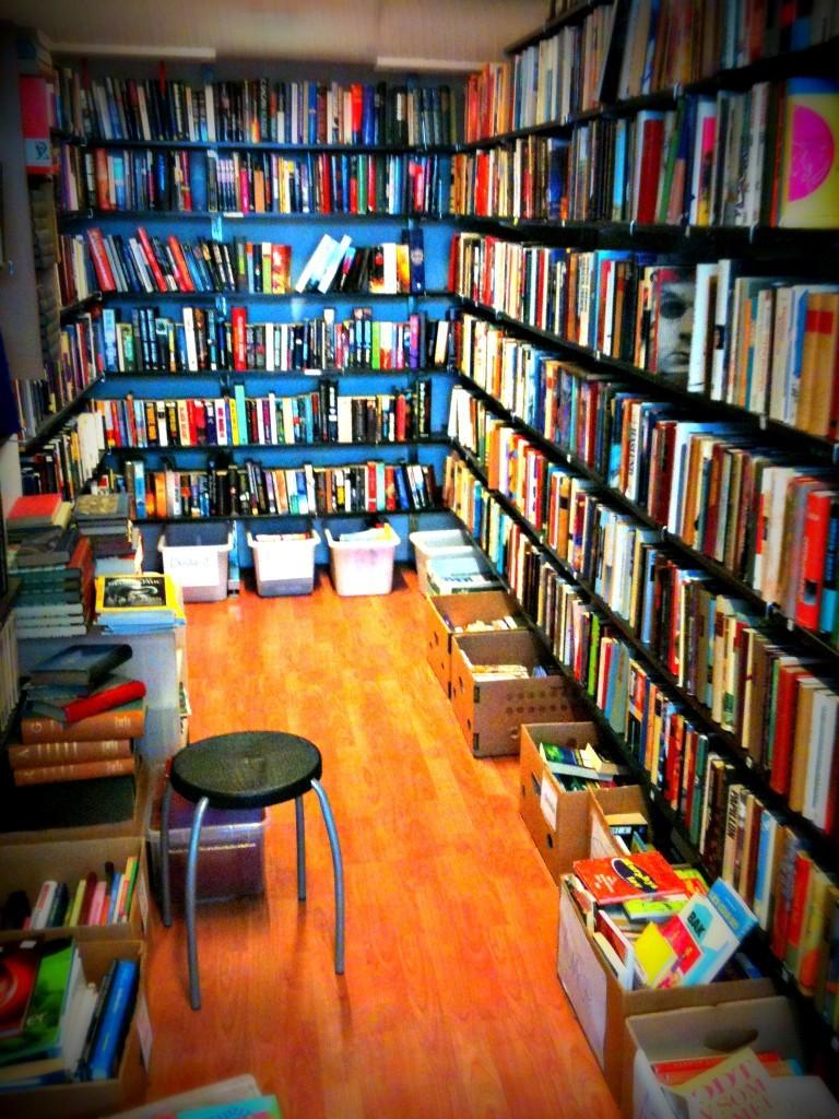 Grünerløkka book shop