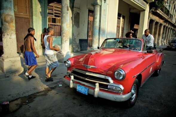 Next Trip: Cuba to Judge the Havana Club Gap Year Competition