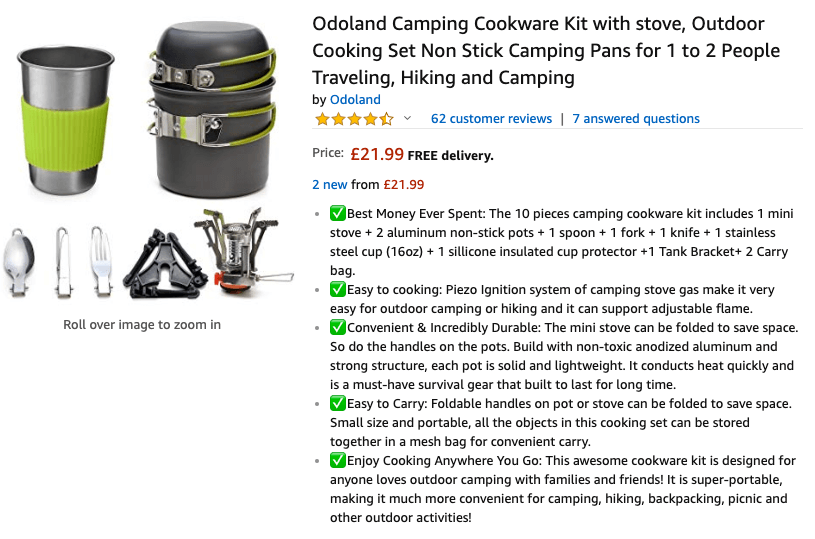 kit list for festivals