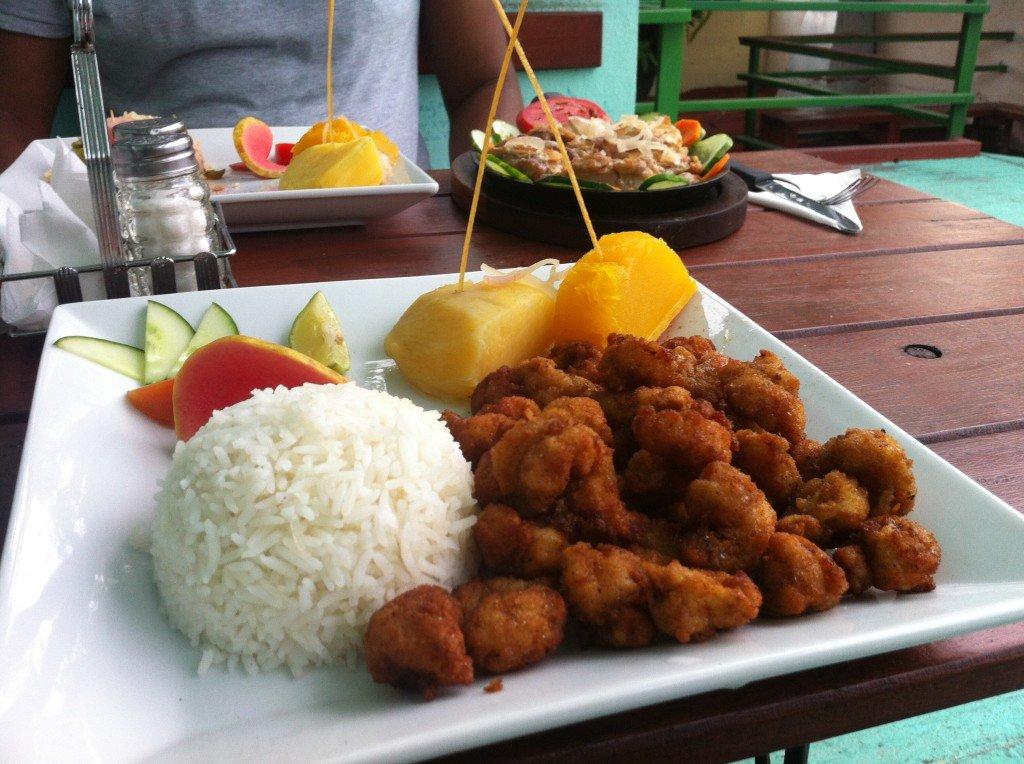 Amazing restaurant in Trinidad in Cuba