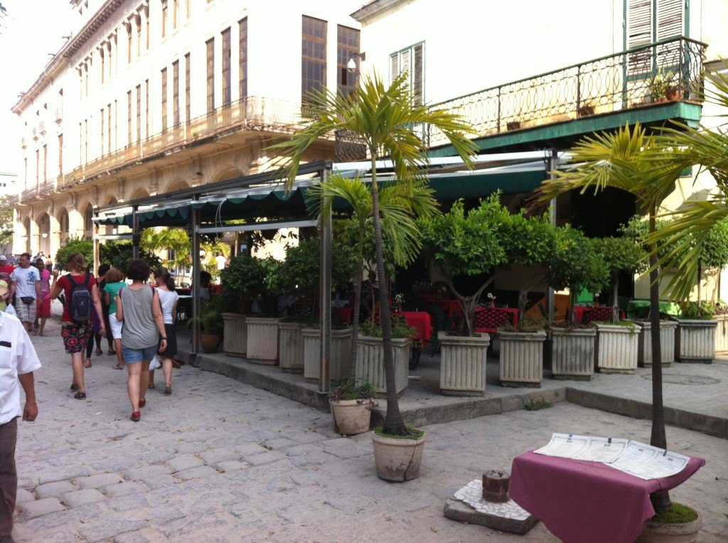 Food in Cuba