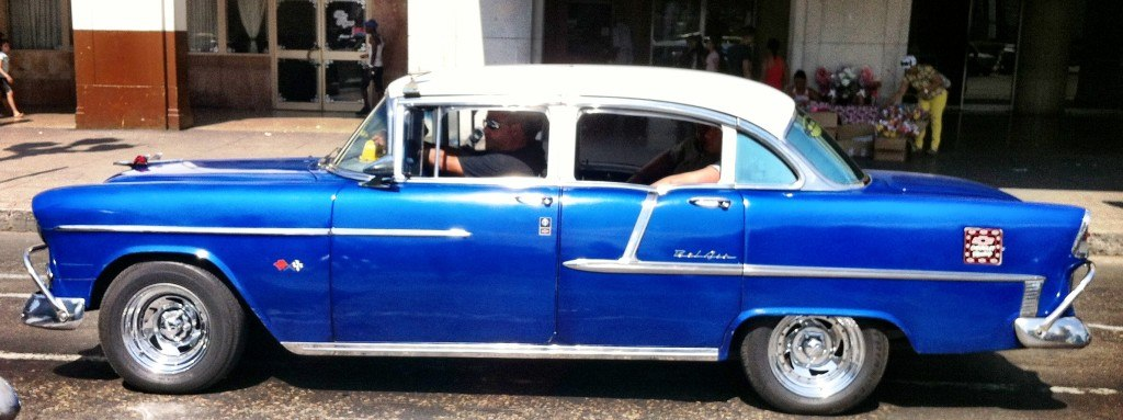 Photos of the incredible cars in Cuba