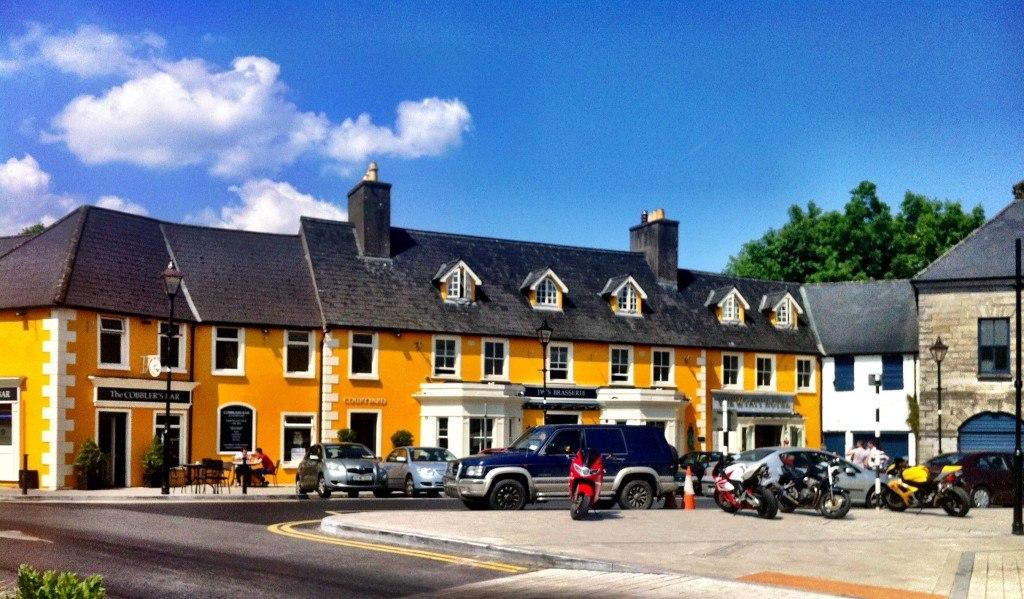 Westport in Ireland