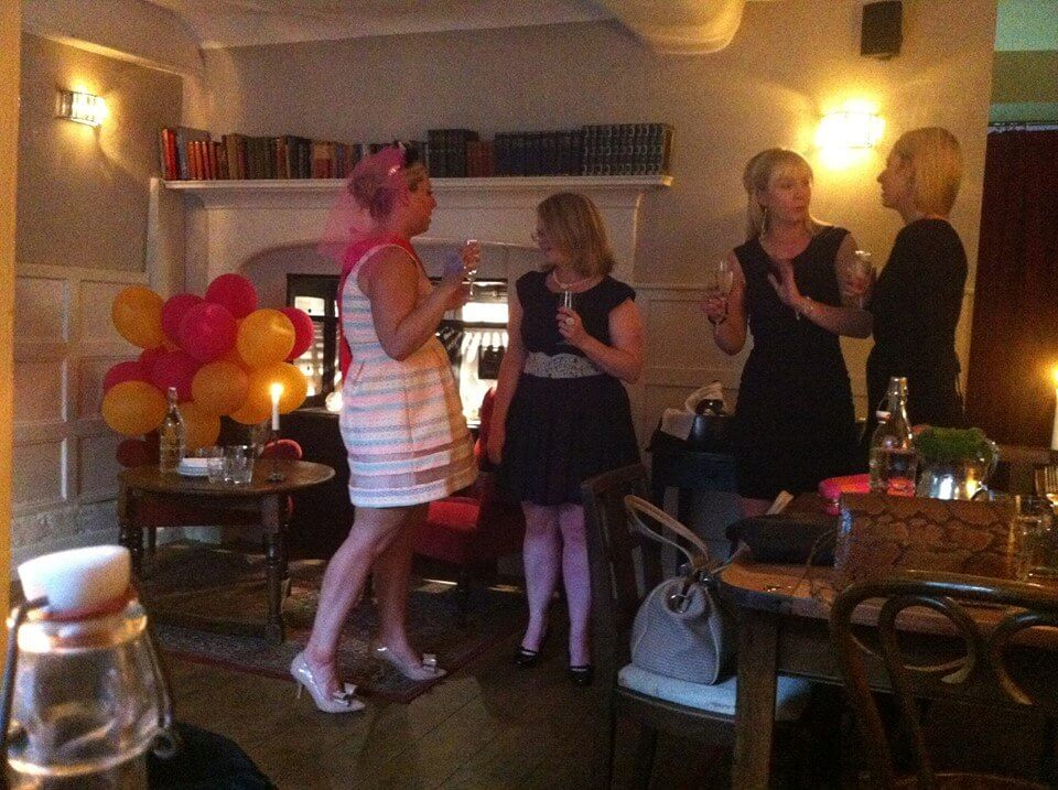 Hen party in Stratford Upon avon