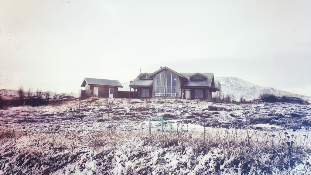 Holiday apartment in Iceland