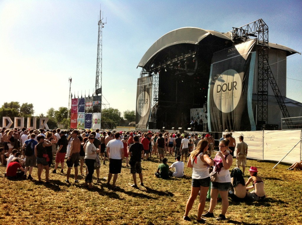 Top tips for Dour Festival