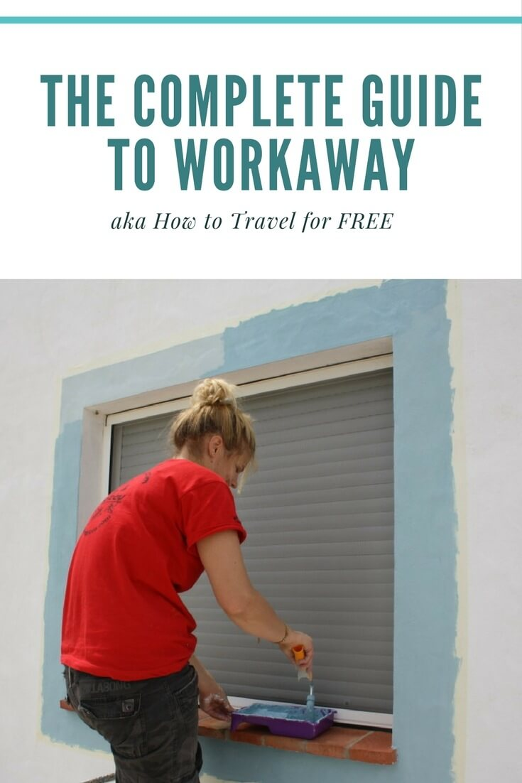 Guide to Workaway