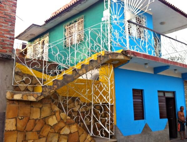 Casa Particulars are the cheapest accommodation in Cuba