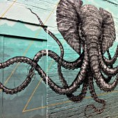 London Tourist: Street Art in Shoreditch