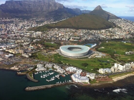 How to Get the Best Views of Table Mountain