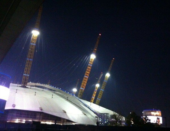 'Climbing' Up at the O2: London Fun for All the Family
