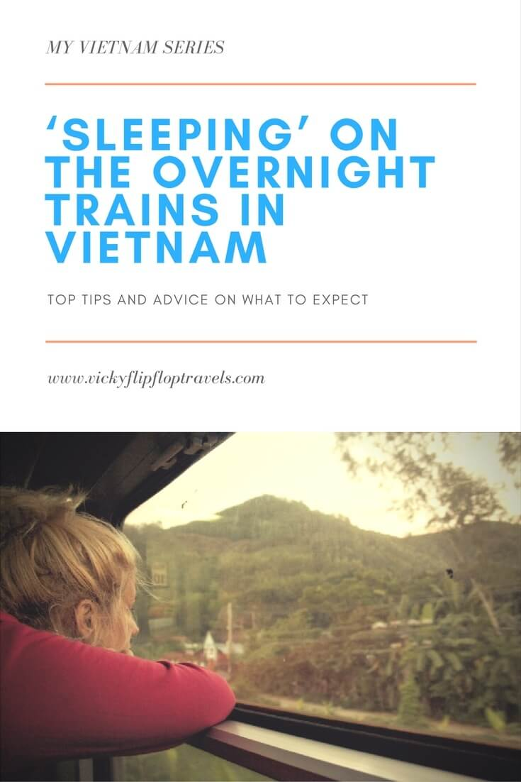 Vietnam overnight trains