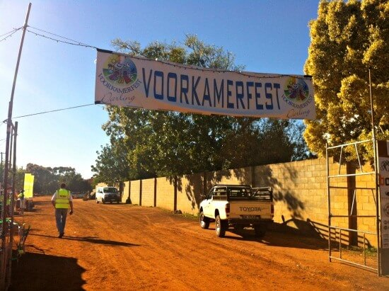 What Happens at the Voorkamer Festival?
