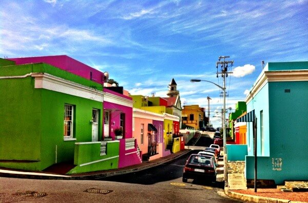 A Glimpse into Life in Bo-Kaap, Cape Town