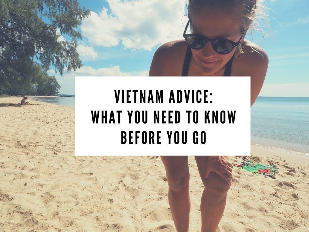 Advice for Vietnam