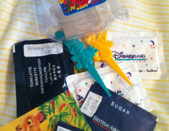 My First Trip Abroad: Euro Disney 19 Years Ago