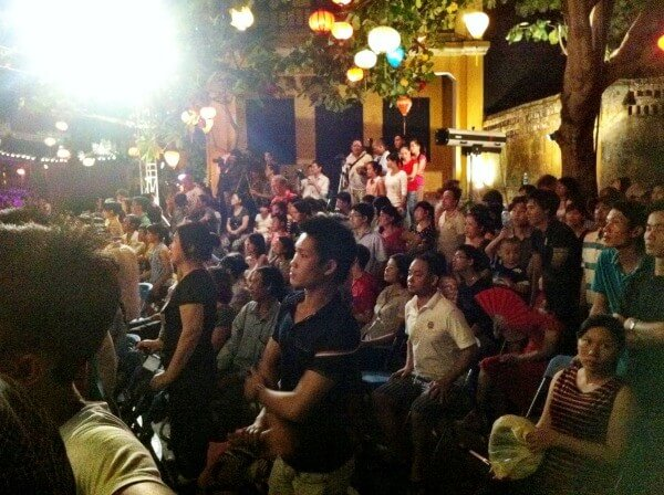 Vietnam and Japan Festival in Hoi An