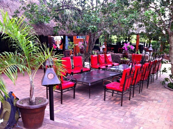 Most incredible accommodation in Gambia