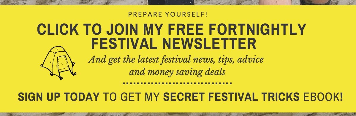 Festivals Newsletter