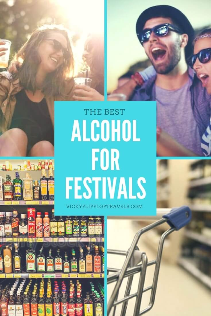 alcohol for festivals
