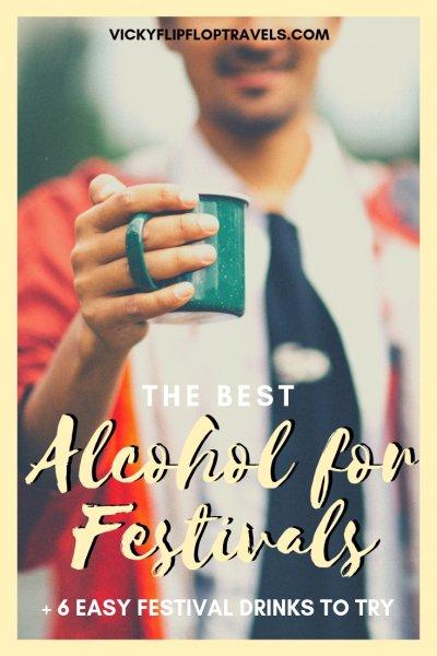 festivals and alcohol