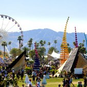 How to Get Tickets to Coachella from the UK