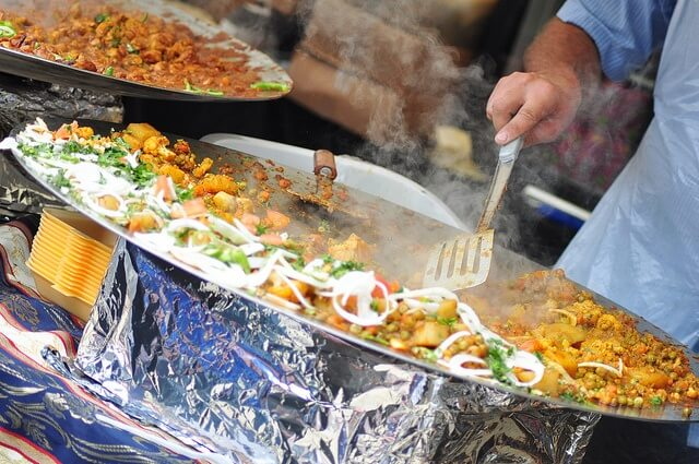 The Best Food for Festivals