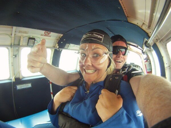 That Time I Went Skydiving in Taupo, New Zealand