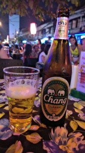 Chang on Khao San Road