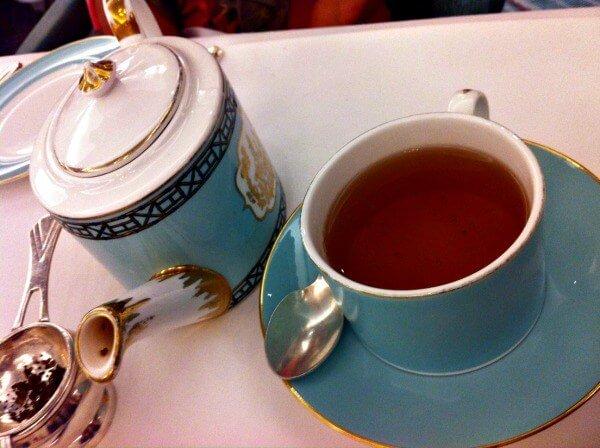 Fortnum & Mason tea