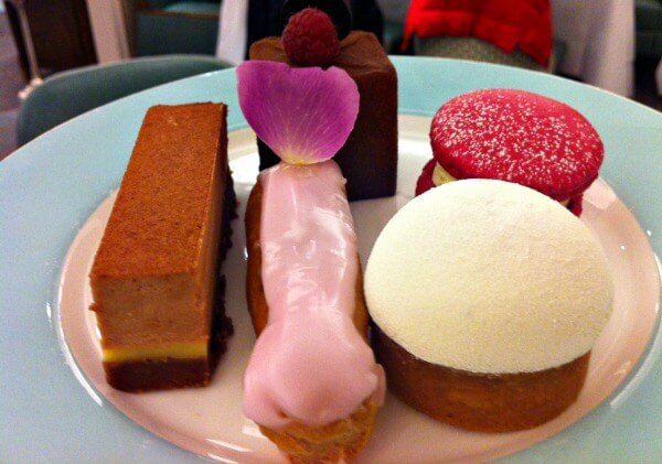 My Fortnum & Mason Afternoon Tea: Yeah I've Got Fancy