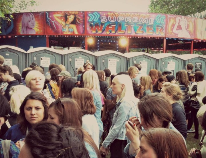 How to Avoid Festival Toilets in 8 Simple Ways