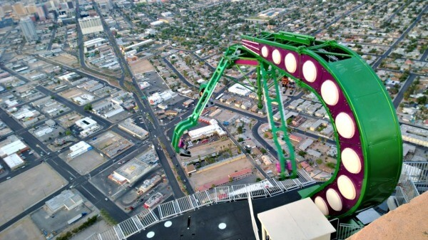 rollercoasters in vegas