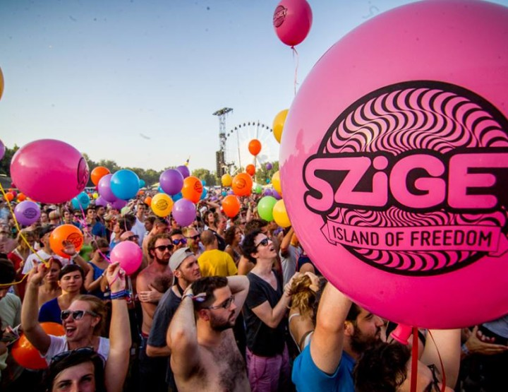 My First Day at Sziget Festival: it's Definitely Unique!