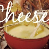 Les Refuge des Fondus: Cheese Lovers Come on Down!
